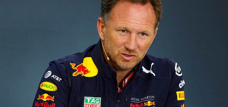 Хорнер: В гонке будет применена командная тактика