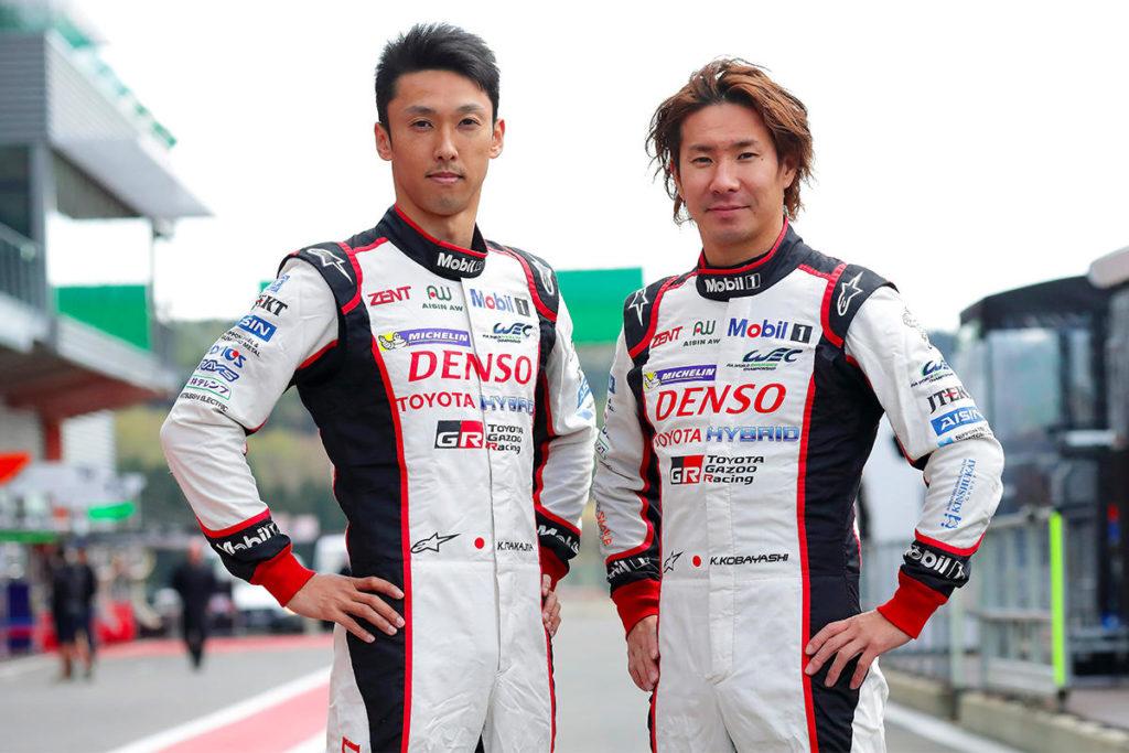 """Кобаяси и Накадзима опробовали раллийный автомобиль  """"Тойота Ярис WRC"""""""