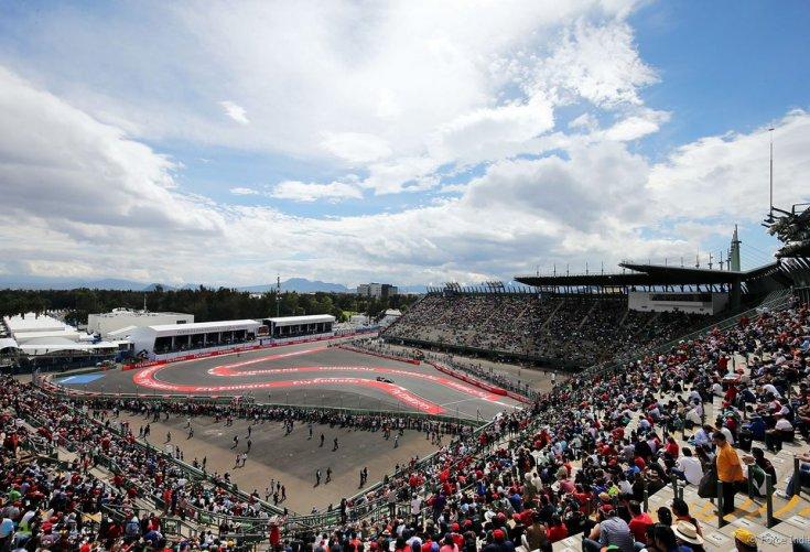 Гран При Мексики: трасса и статистика