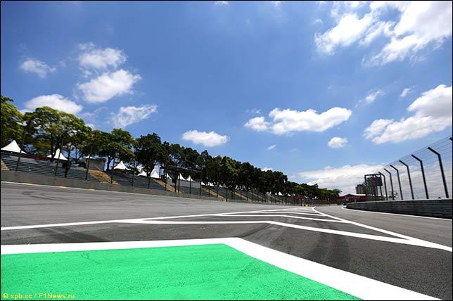 Гран При Бразилии: Круглые числа