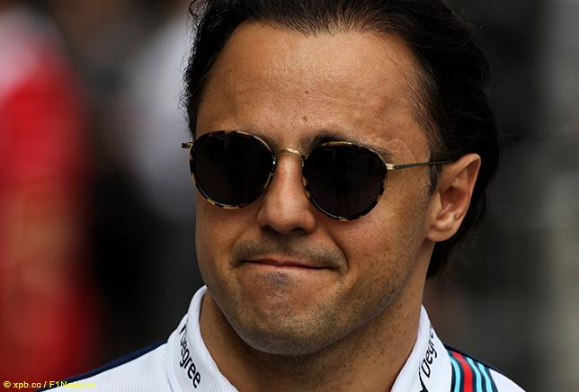 Масса: Феттель допустил больше ошибок, чем Ferrari