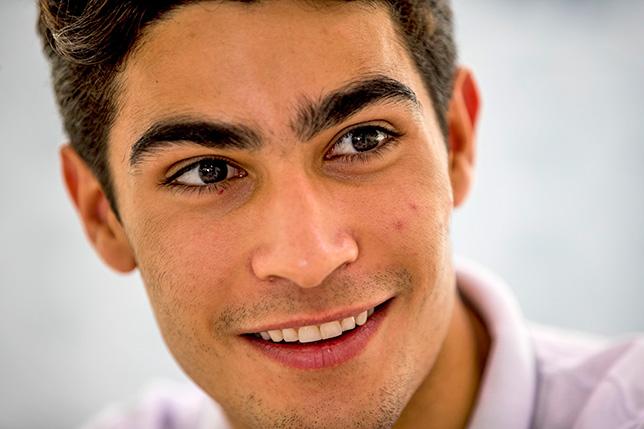 Камара вошёл в молодёжную программу McLaren
