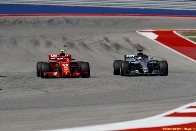 Условия победы Mercedes в Кубке конструкторов