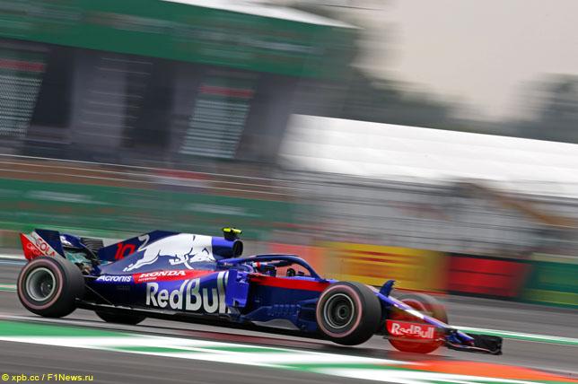 Гасли надеется на мотор Honda в борьбе с Sauber