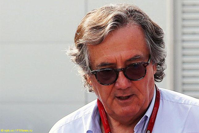 Джанкарло Минарди: Алонсо – в тройке лучших гонщиков
