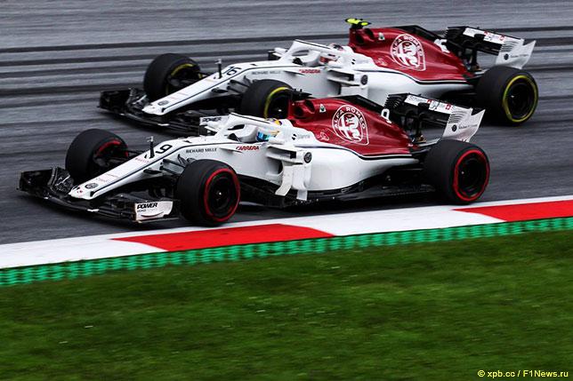 Эриксону и Леклеру предстоит последняя гонка за Sauber