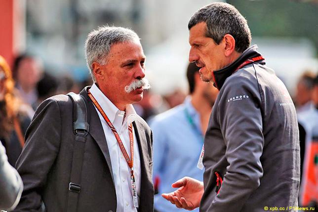 Штайнер пояснил причины протеста против Force India