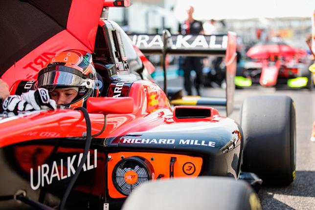 GP3: Мазепин выиграл последнюю гонку в истории GP3