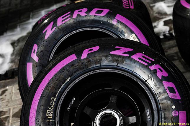 В Pirelli рассказали о новой резине…