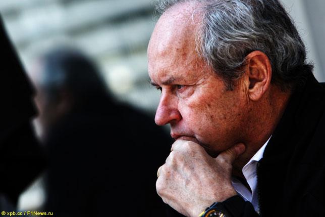 Столл: Следующий этап для Renault - борьба за подиумы