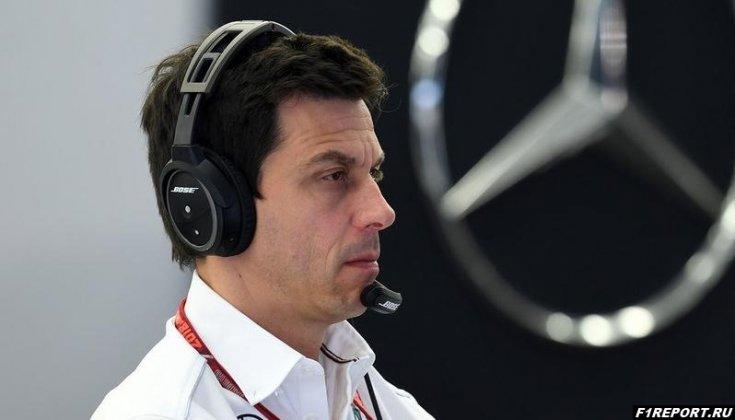 Вольфф опроверг информацию о том, что Окону гарантировано место в Mercedes в 2020-м году