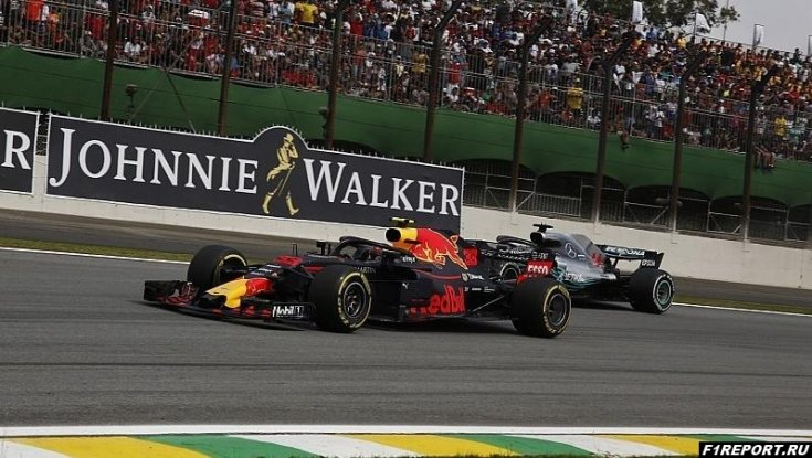 Хэмилтон надеется, что в 2019-м году Red Bull будет более конкурентоспособной