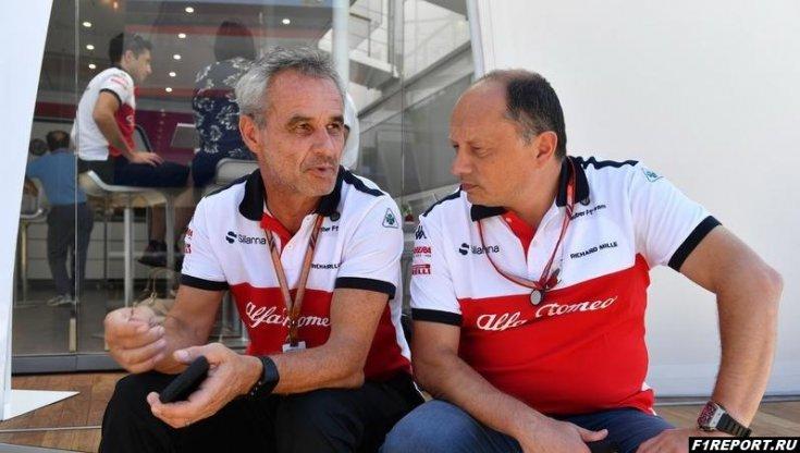 В Sauber считают, что если бы не Haas, то они бы занимали 7-ю позицию в Кубке конструкторов