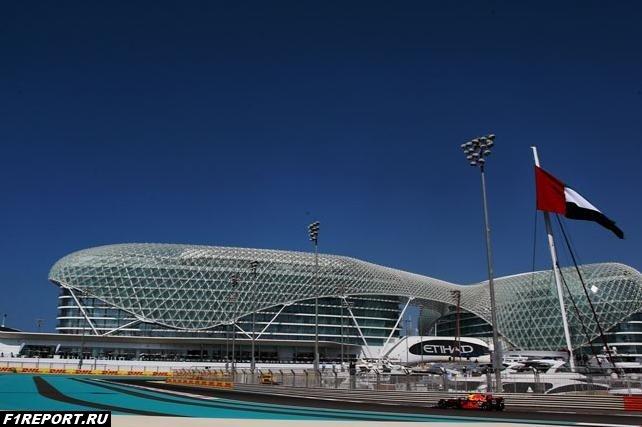 В Абу-Даби ожидают, что финальный гран-при пройдет при аншлаге