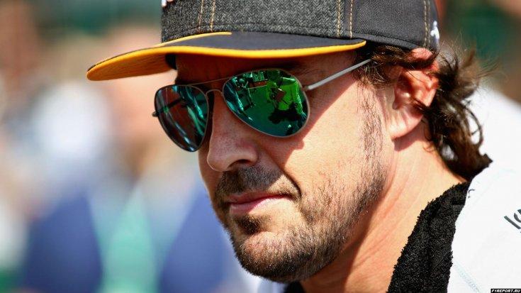 Алонсо:  Формула 1 движется в неправильном направлении