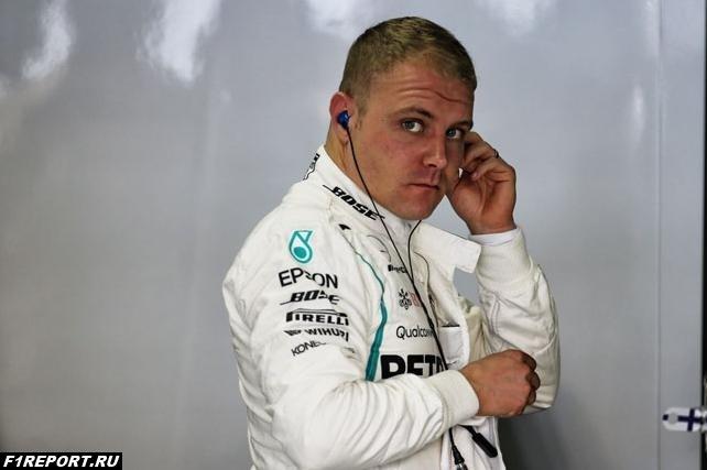 Боттас надеется, что он сможет выиграть гонку в Абу-Даби