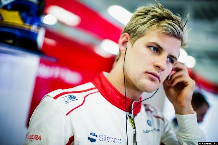 Эриксона не интересуют должность резервного пилота Sauber
