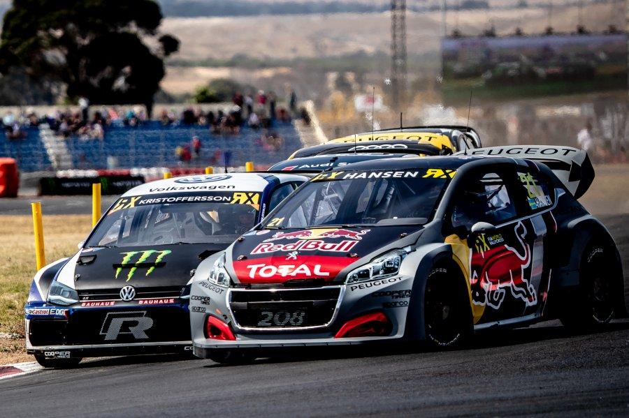 Кристофферссон выиграл заключительный этап сезона в ЮАР