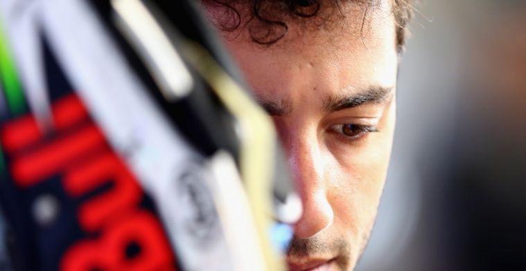 В RBR знали о проблемах с машиной Риккардо в Мексике с десятого круга