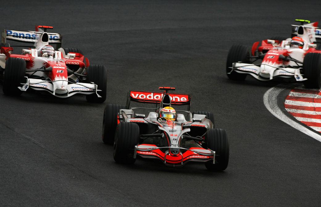 Тимо Глок: Механики Toyota уезжали с Интерлагоса в форме Renault