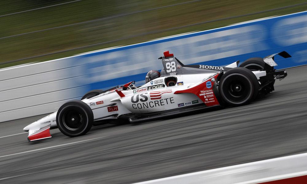 Марко Андретти стал совладельцем своей машины в команде отца