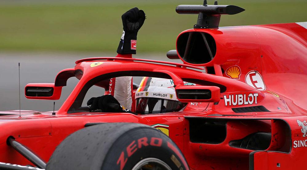 Луи Камиллери: Это лучший сезон Ferrari за последние десять лет