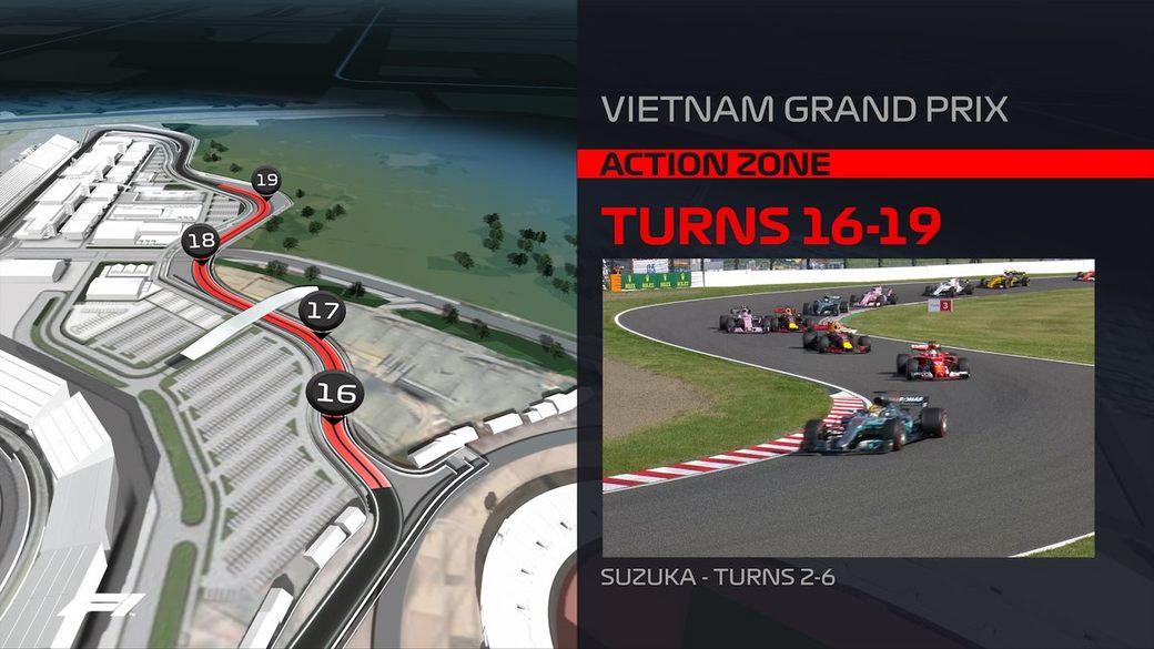 Видеогид по трассе Формулы 1 в Ханое