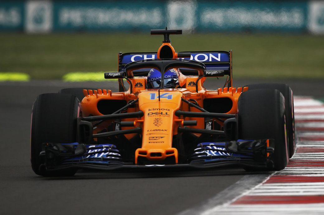 Фернандо Алонсо: Главная проблема McLaren в слабой аэродинамике
