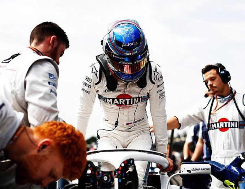 Сергей Сироткин: Пятничный темп меня порадовал, особенно в режиме гонки