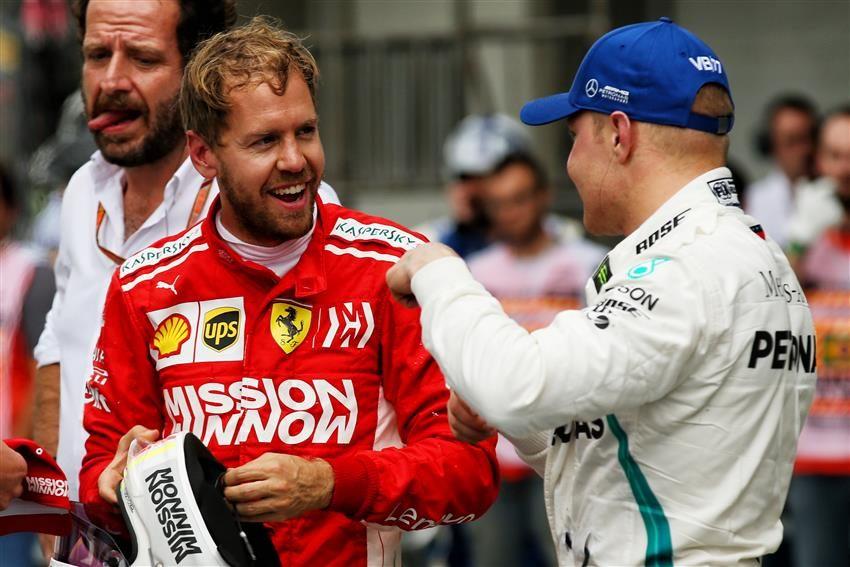 Себастьян Феттель заплатит 25 тысяч евро в казну FIA за сломанные весы