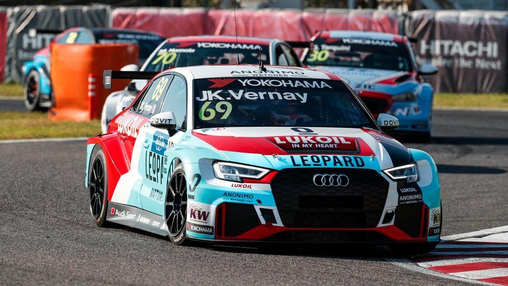 Марка Audi останется в Кубке мира WTCR в 2019 году