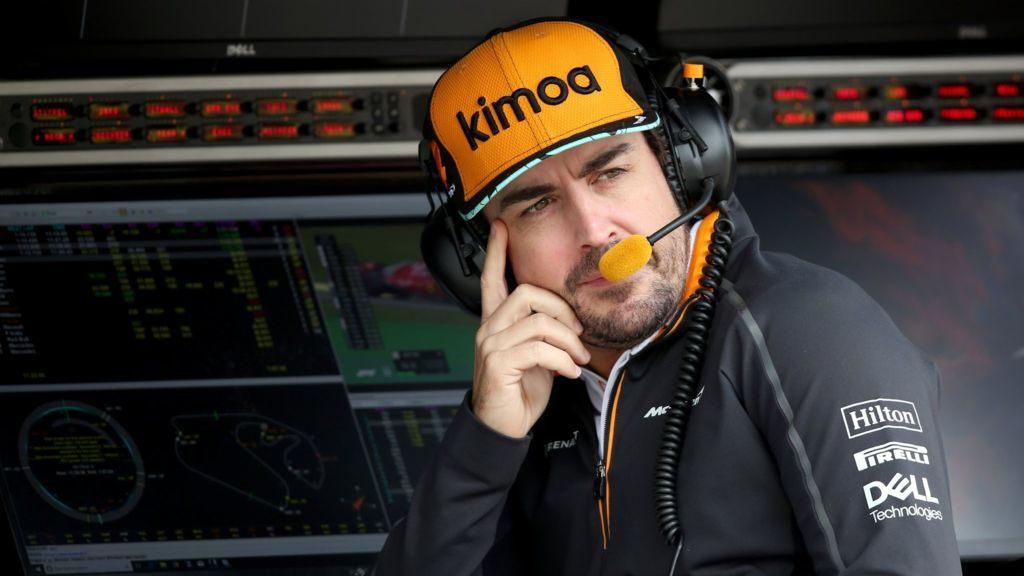 Фернандо Алонсо: Моя цель в этом году – стать чемпионом мира