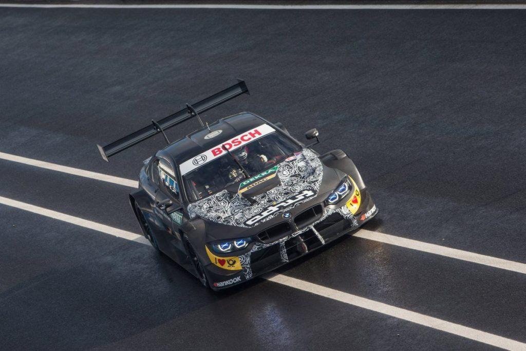В Португалии стартовали тесты новых машин DTM следующего сезона