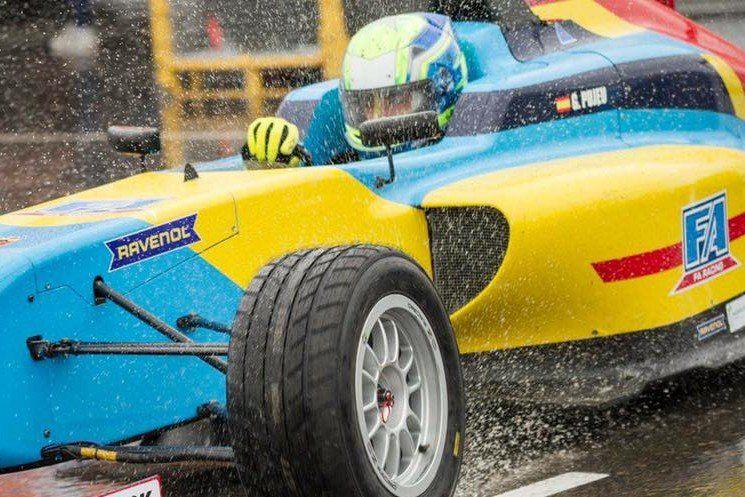 Команда Фернандо Алонсо дебютирует в Еврокубке Формулы Renault 2.0