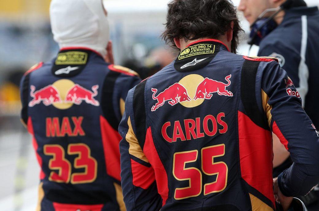 Карлос Сайнс: Макс классный гонщик, с ним я перешел на новый уровень