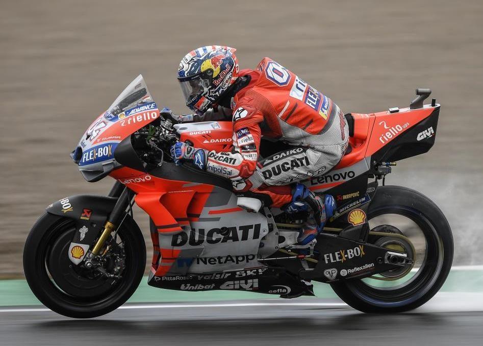 Андреа Довициозо завершил победой сезон-2018 в MotoGP