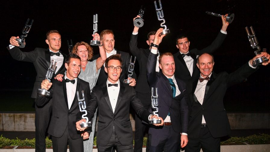 В WRC вручили награды по итогам сезона-2018