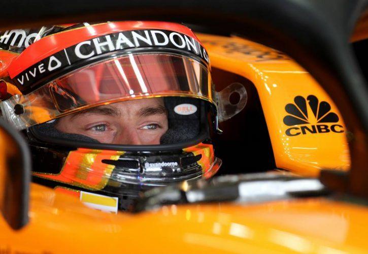 Стоффель Вандорн: Думаю, я выбрал правильный момент для ухода из McLaren