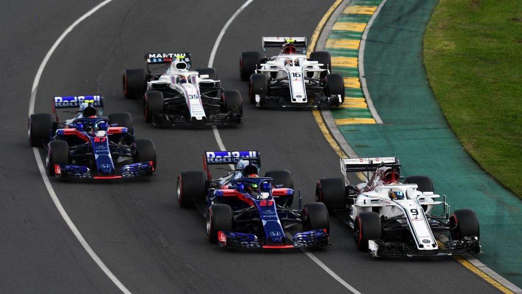 Пьер Гасли: Догнать Sauber нам будет очень сложно