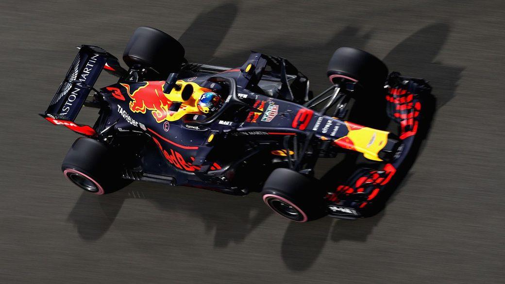 Даниэль Риккардо: Постараюсь опередить гонщиков Ferrari как можно быстрее
