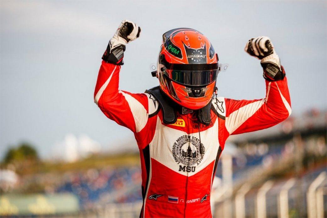 В 2019 году Никита Мазепин будет выступать в Формуле 2 за ART Grand Prix