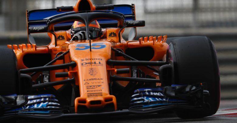 Карлос Сайнс: Выехать из гаража на машине McLaren – это просто мечта