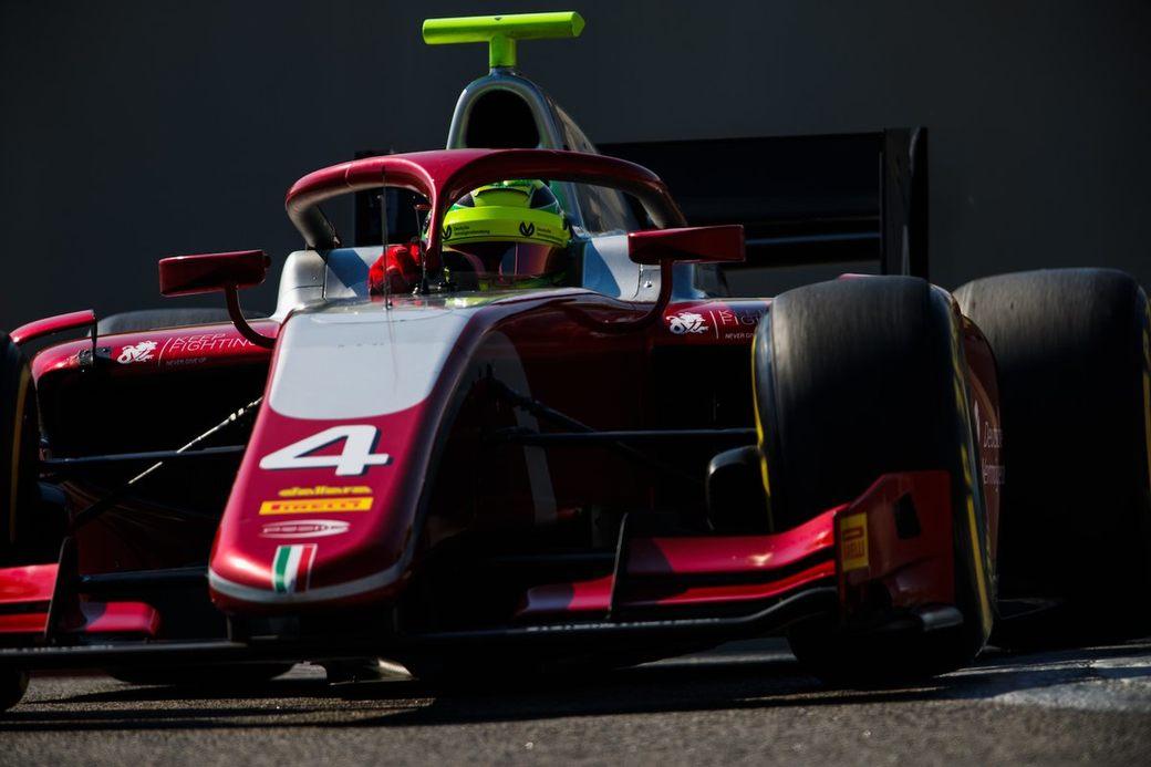 Мик Шумахер: Я в восторге от машины Формулы 2