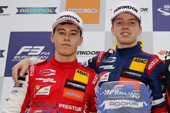 Шварцман и Армстронг продолжат карьеру в Ф3?