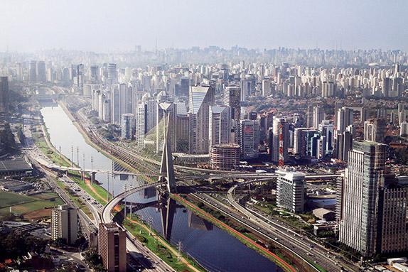 Современный Сан-Паулу