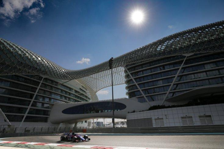 Итоги второго дня шинных тестов в Абу-Даби, сводная таблица двух дней