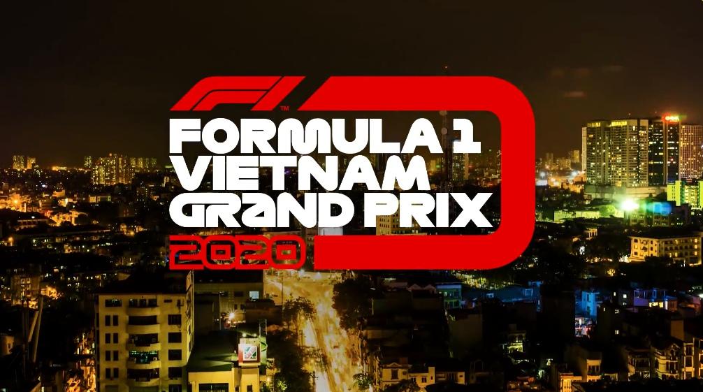 Руководство Ф1 объявило о проведении ГП Вьетнама в сезоне-2020