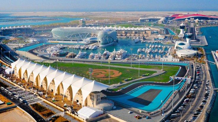 Гран При Абу-Даби: Прогноз погоды