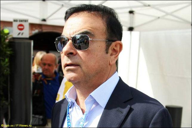 Карлос Гон арестован по новым обвинениям