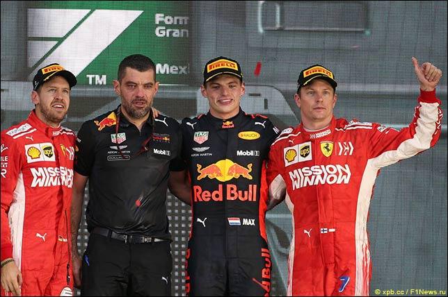 FIA Gala: Гран При Мексики – лучший этап сезона